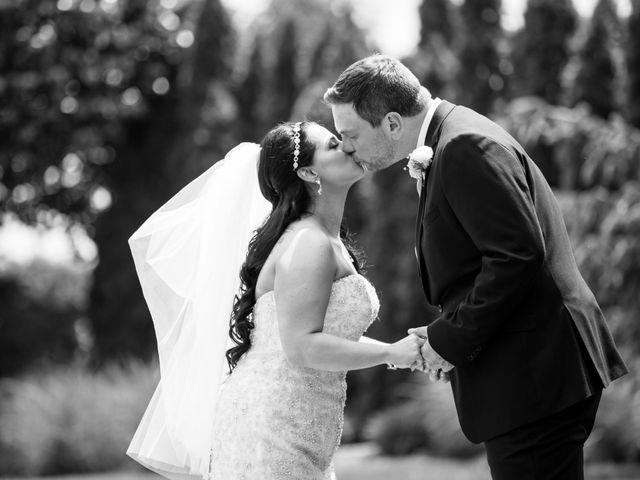 Dennis and Jourdan's Wedding in Canonsburg, Pennsylvania 20
