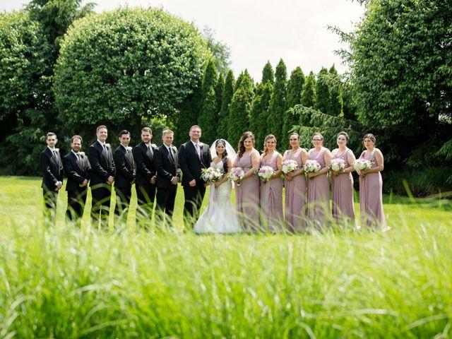 Dennis and Jourdan's Wedding in Canonsburg, Pennsylvania 21