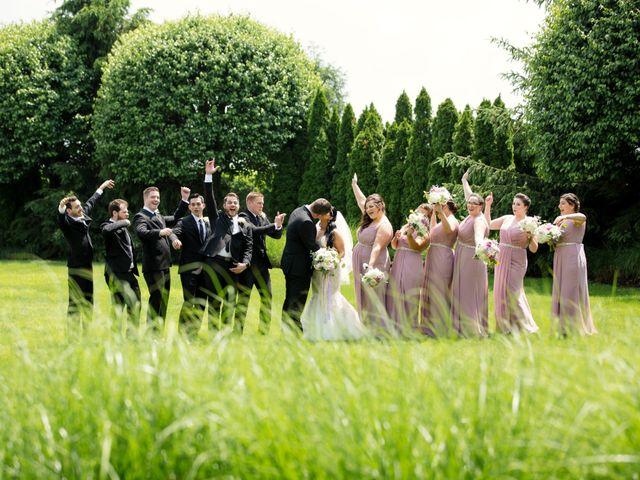 Dennis and Jourdan's Wedding in Canonsburg, Pennsylvania 22