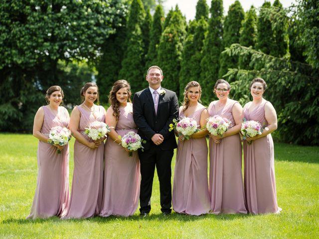 Dennis and Jourdan's Wedding in Canonsburg, Pennsylvania 26