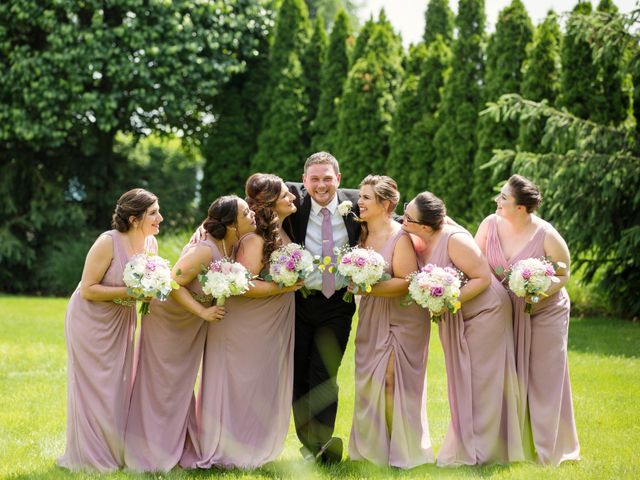 Dennis and Jourdan's Wedding in Canonsburg, Pennsylvania 27
