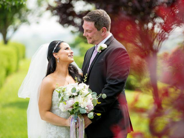 Dennis and Jourdan's Wedding in Canonsburg, Pennsylvania 30