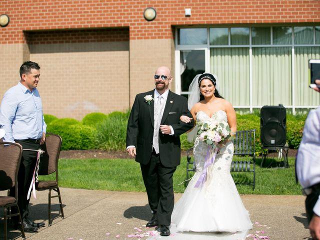 Dennis and Jourdan's Wedding in Canonsburg, Pennsylvania 44