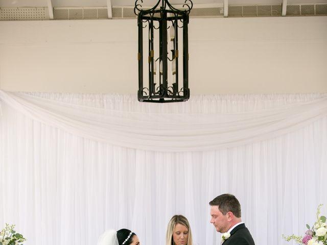 Dennis and Jourdan's Wedding in Canonsburg, Pennsylvania 45