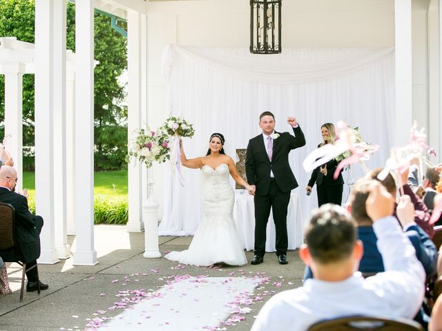 Dennis and Jourdan's Wedding in Canonsburg, Pennsylvania 51