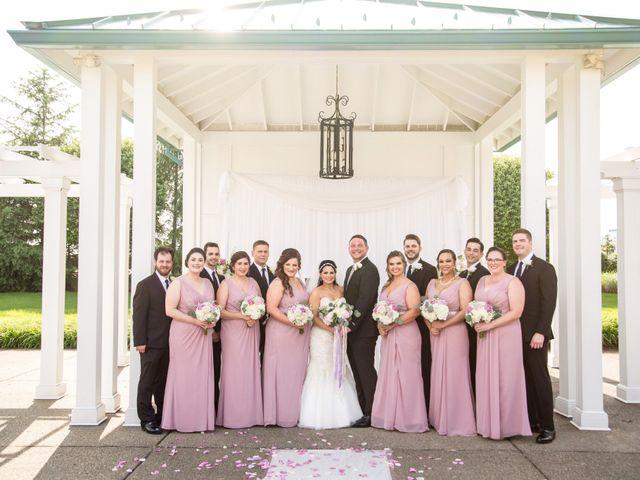 Dennis and Jourdan's Wedding in Canonsburg, Pennsylvania 52