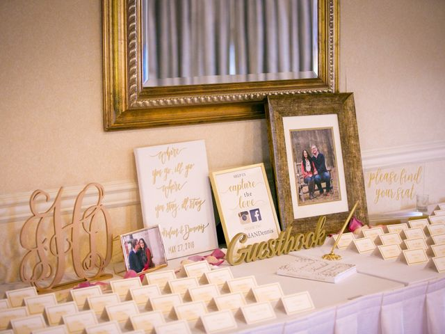 Dennis and Jourdan's Wedding in Canonsburg, Pennsylvania 53