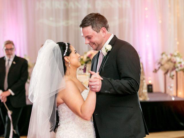 Dennis and Jourdan's Wedding in Canonsburg, Pennsylvania 68