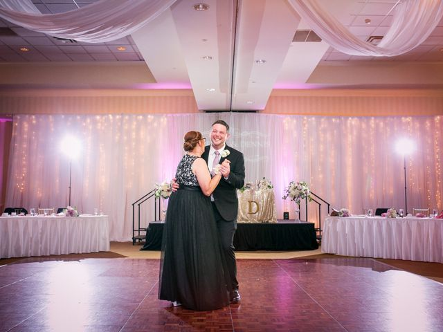 Dennis and Jourdan's Wedding in Canonsburg, Pennsylvania 77