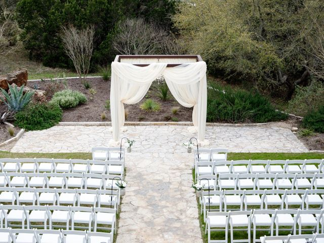 Alex and Stephanie's Wedding in Dripping Springs, Texas 1