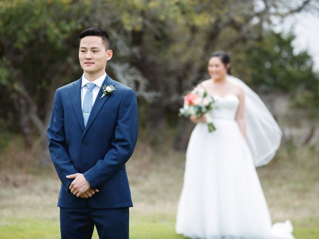 Alex and Stephanie's Wedding in Dripping Springs, Texas 20