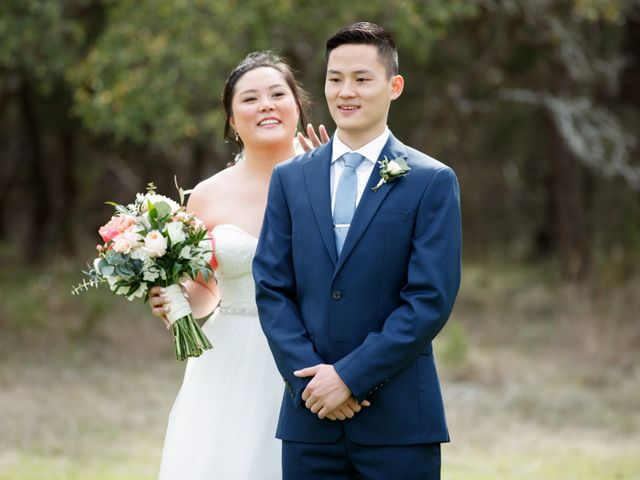 Alex and Stephanie's Wedding in Dripping Springs, Texas 21