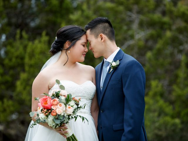 Alex and Stephanie's Wedding in Dripping Springs, Texas 24