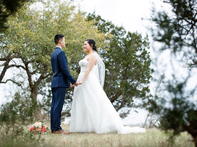 Alex and Stephanie's Wedding in Dripping Springs, Texas 25