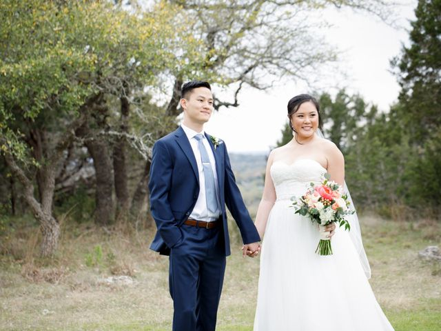 Alex and Stephanie's Wedding in Dripping Springs, Texas 29