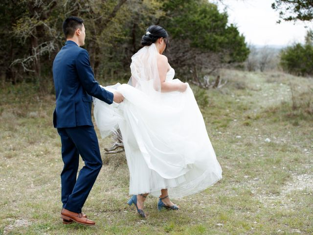 Alex and Stephanie's Wedding in Dripping Springs, Texas 33