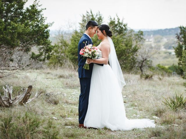 Alex and Stephanie's Wedding in Dripping Springs, Texas 34