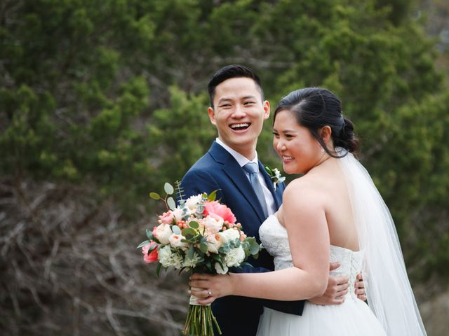 Alex and Stephanie's Wedding in Dripping Springs, Texas 35