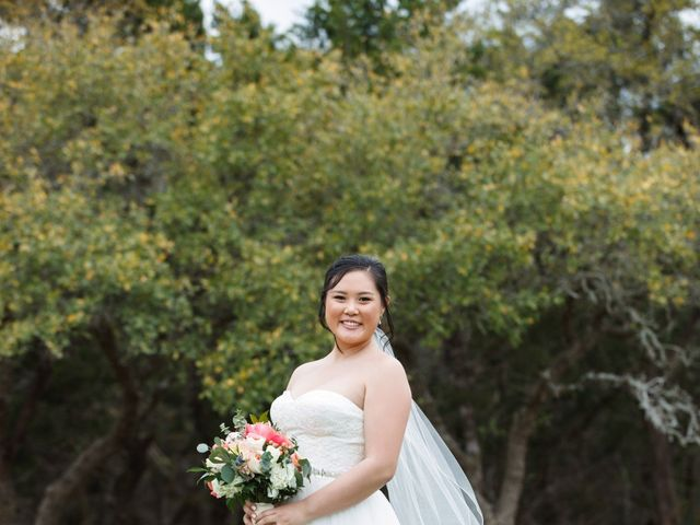 Alex and Stephanie's Wedding in Dripping Springs, Texas 38