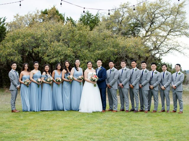 Alex and Stephanie's Wedding in Dripping Springs, Texas 42