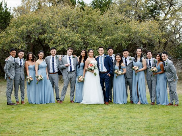 Alex and Stephanie's Wedding in Dripping Springs, Texas 43