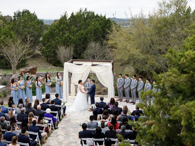 Alex and Stephanie's Wedding in Dripping Springs, Texas 50