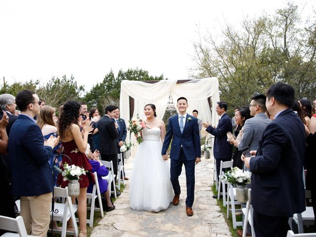 Alex and Stephanie's Wedding in Dripping Springs, Texas 57