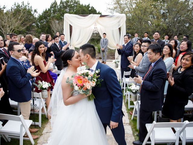 Alex and Stephanie's Wedding in Dripping Springs, Texas 58