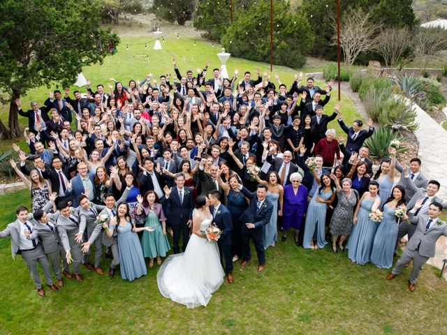 Alex and Stephanie's Wedding in Dripping Springs, Texas 59