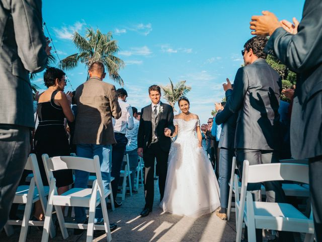 Ted and Selen's Wedding in San Diego, California 2