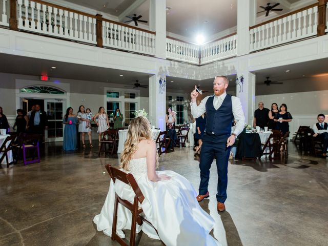 Steven and Hannah's Wedding in Angleton, Texas 7