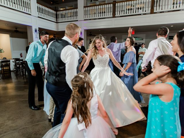 Steven and Hannah's Wedding in Angleton, Texas 10