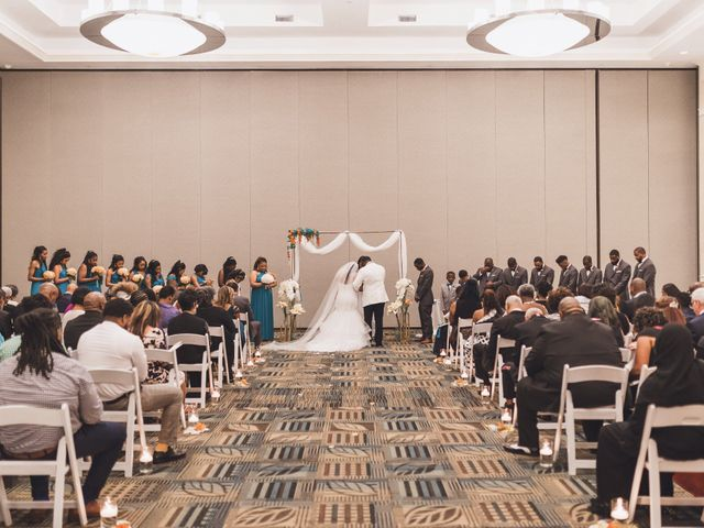 Andre and Chelsea's Wedding in Myrtle Beach, South Carolina 4