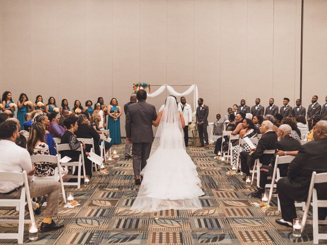 Andre and Chelsea's Wedding in Myrtle Beach, South Carolina 5