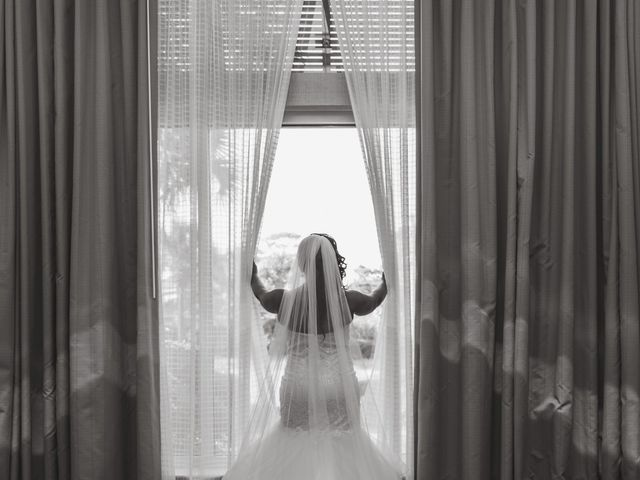 Andre and Chelsea's Wedding in Myrtle Beach, South Carolina 8