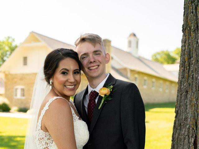 Devon and Maddy's Wedding in Rochester, Minnesota 6