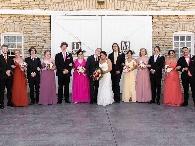 Devon and Maddy's Wedding in Rochester, Minnesota 2
