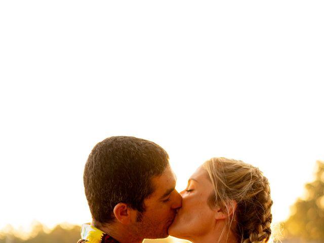 Brady and Danielle's Wedding in Callahan, Florida 4