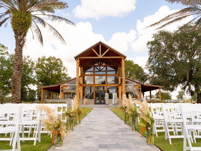 Brady and Danielle's Wedding in Callahan, Florida 15