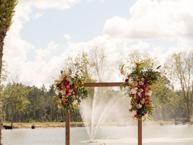 Brady and Danielle's Wedding in Callahan, Florida 17