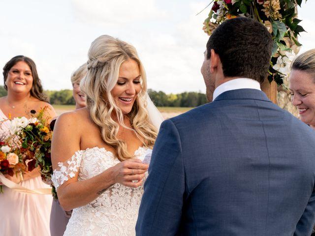 Brady and Danielle's Wedding in Callahan, Florida 19