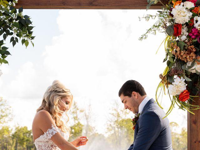 Brady and Danielle's Wedding in Callahan, Florida 20