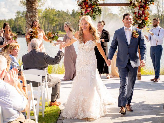 Brady and Danielle's Wedding in Callahan, Florida 21