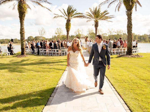 Brady and Danielle's Wedding in Callahan, Florida 22