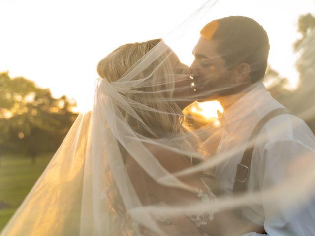 Brady and Danielle's Wedding in Callahan, Florida 25