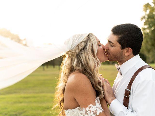 Brady and Danielle's Wedding in Callahan, Florida 26