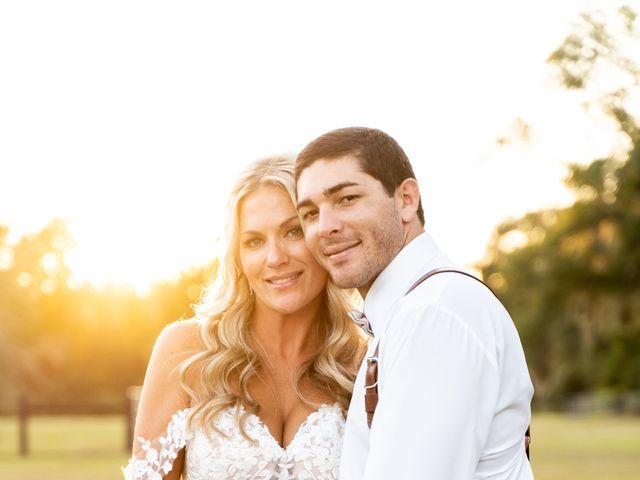 Brady and Danielle's Wedding in Callahan, Florida 27