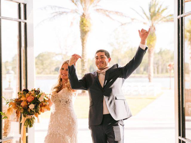 Brady and Danielle's Wedding in Callahan, Florida 28