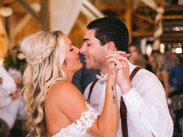 Brady and Danielle's Wedding in Callahan, Florida 29