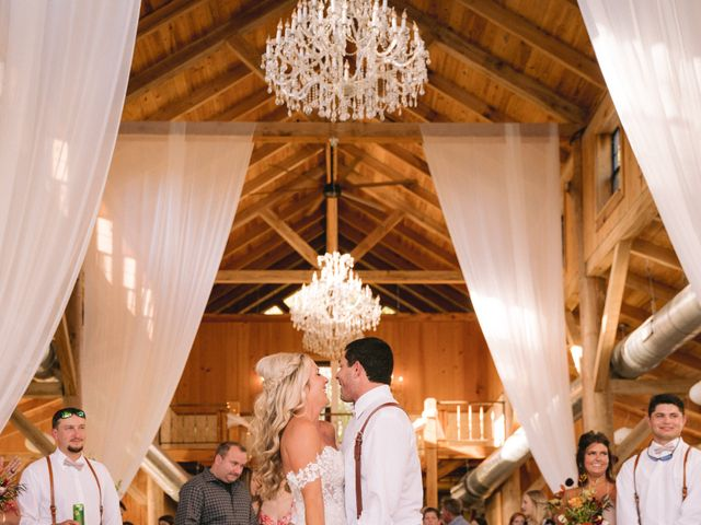Brady and Danielle's Wedding in Callahan, Florida 30